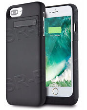 External Backup Battery Charger Pack Power Bank Case Cover For Apple iPhone 7