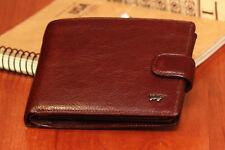 Genuine Leather Brown Braun Buffel Big Wallet