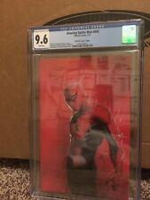 The Amazing Spider-Man #800 Dell Otto Virgin Dell Otto CGC 9.6
