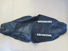 TEAM  HONDA GRIPPER SEAT COVER 2010-2013 CRF250R CRF & 2009-2012 CRF450R