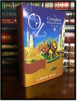 Wizard Of Oz by L. Frank Baum New Hardback Complete #4 Rinkitink Princess TinMan