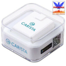 CARISTA Bluetooth OBD2 Adapter And App *BRAND NEW*