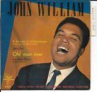 EP 4 TITRES--JOHN WILLIAM--SI TOI AUSSI TU M'ABANDONNES (LANGUETTE)
