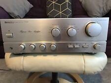 PIONEER A-676 Stereo Amplifier - Rare Silver Edition, Vintage, Retro