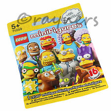 Groundskeeper Willie Factory Sealed LEGO The Simpsons Series 2 Minifigure