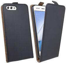 Handy Tasche Hülle Schutz Zubehör Schwarz für ASUS Zenfone 4 ( ZE554KL ) @COFI