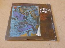 Word Lab - UK Hip Hop !!!!!!!!!!!!RARE FRENCH PROMO CD!!!!!!!!!!!