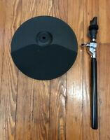 "Alesis 10"" Cymbal NEW DM7X w/24"" Adjustable Boom Arm Single Zone Nitro Drum Kit"