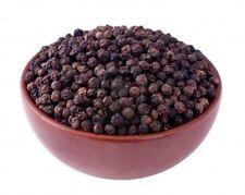 100 gm Organic Malabar Black Pepper Black Tellicherry Peppercorns from India