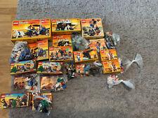 Lego 6044 6036 6020 6008 6105 System Vintage Knights Castle Western