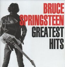 BRUCE SPRINGSTEEN 1995 CD - GREATEST HITS 18 tracks BORN IN THE USA Badlands