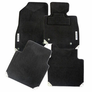 New Genuine Mazda 6 GJ GL Sedan Floor Mats Carpet Black Accessory Part GL12ACFMS