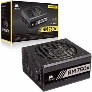 Corsair RM750x 80 Plus V2 Gold Fully Modular ATX CP-9020179-AU