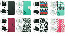 Wallet Pouch Case Phone Cover Accessory for Net10 Huawei Magna LTE H871G