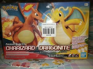 Bandai Spirits Pokemon Charizard ONLY Plastic Model Kit