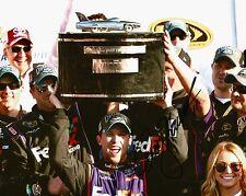 2016 Denny Hamlin Daytona 500 Champion Signed 8x10 Photo W/ COA