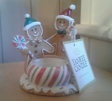 Yankee Candle Gingerbread Tea Light Holder