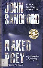 JOHN SANDFORD - naked prey BOOK