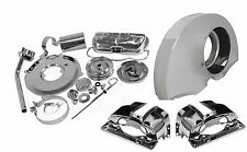 Complete engine chrome kit, VW Beach Buggy,  Trike