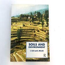 """Soils and Environment"" by Ellis & Mellor 1995, Textbook"