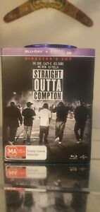 Straight outta compton bluray with slipcover