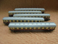 Minitirx 5 Personenwaggon DB - Spur N