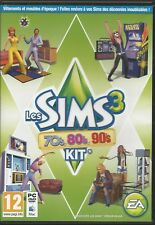 Die Sims 3 70er 80er & 90er-Accessoires (PC Nur der Origin Key Download Code)