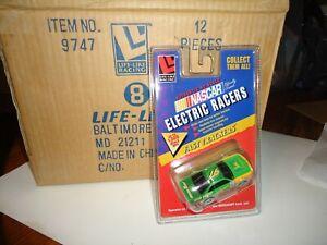 HO LIFELIKE #9747 JOHN DEERE FAST TRACKER  NASCAR HO Slot Car  NOS