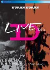 DURAN DURAN - LIVE 2011-A DIAMOND IN THE MIND  DVD NEW