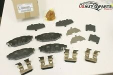 Genuine Subaru - Rear Brake Pad Set - 2011-2017 - Outback Forester Impreza WRX
