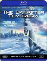 THE DAY AFTER TOMORROW Blu-ray Movie - Blu-ray - VERY GOOD