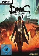 DMC-Devil May Cry (PC, solo Steam Key Download Code) nessun DVD, Steam Key only