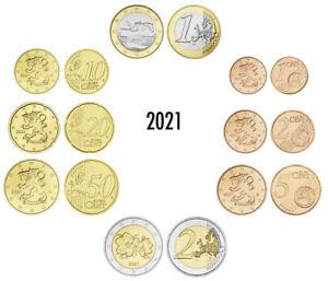 FINNLAND EURO-KMS 2021  3,88 EURO  LOSE BANKFRISCH