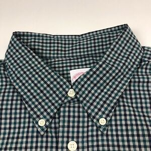 Brooks Brothers Madison 2XL 18.5/36.5 NWT Button Front Long Sleeve Dress Shirt