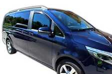 DME23215 MERCEDES VITO W447 2014-up WIND DEFLECTORS  2pc HEKO TINTED