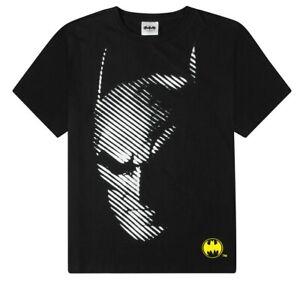 Men's D.C Comics Batman Character Cotton T-shirt Sizes M to 2XL