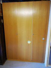 3 Türenschrank Kleiderschrank Buche 1,50 m