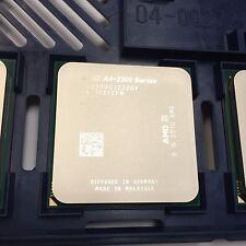 AMD A4-3300 2.5 GHz X2 Processor FM1 AD33000JZ22GX CPU (OEM VER.)