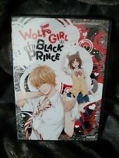 Wolf Girl  Black Prince: Complete Collection (DVD, 2016, 2-Disc Set)