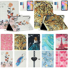 """For Samsung Galaxy Tab A 8.0"""" 2019 T290 T295 PU Leather Folio Stand Case Cover"""