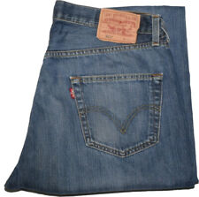 Levi´s ® 501 Jeans W36 L30 Blau Used Look
