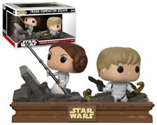 Funko Pop! Trash compactor escape Leia and Luke. Movie moments #224