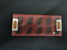 Sandvik Knux 160410 L12 4215 Wendeplatten Wendeschneidplatten mit Rechnung