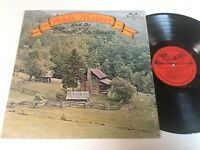 Wade Mainer and the Mainer Mountaineers: First Time In Stereo LP - Bluegrass