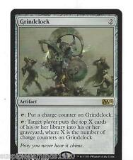 1x Grindclock -  Rare- Artifact - M 15 - MINT, Charge Counter Neu