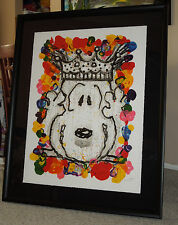 "Tom Everhart ""Best in Show"" Signed Limited Edition Lithograph FRAMED"