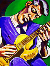 TAL FARLOW PRINT poster jazz guitar genius cd cooking the blues savoy sessions