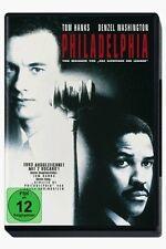 Philadelphia - Tom Hanks - Denzel Washington - DVD - OVP - NEU