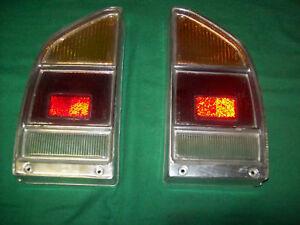 Citroen GS Gems Lights Rear
