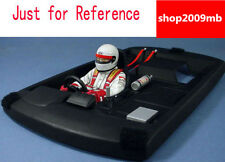 1:10 PVC DRIFT RC Car TOURING Body Parts Driver Interior Cockpit Accessorie 1/10